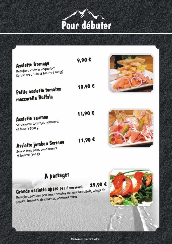 Découvrez nos plats - Bar Restaurant Le T\'Chiz - Saint-Julien-lès-Metz